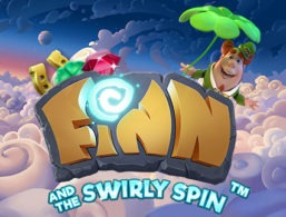 Finn and the Swirly Spin – NetEnt