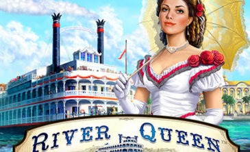 Revisione dello slot video online river queen da parte del fornitore di giochi Novomatic